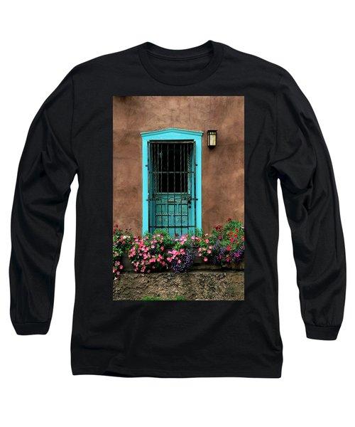 Santa Fe Door #1 Long Sleeve T-Shirt