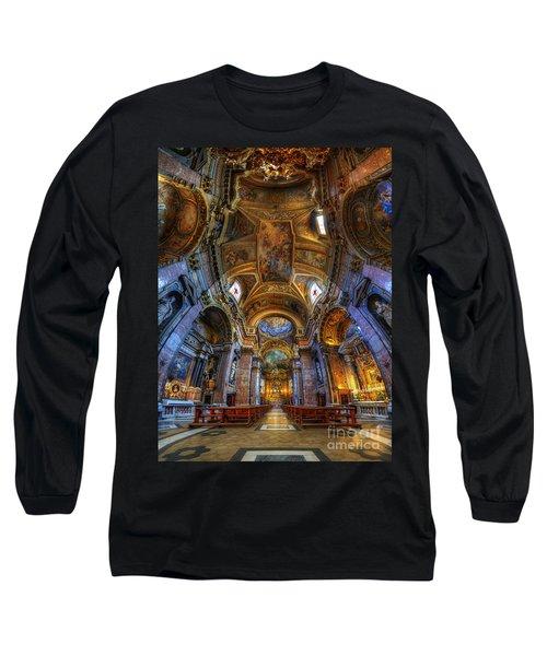 Santa Maria Maddalena Long Sleeve T-Shirt