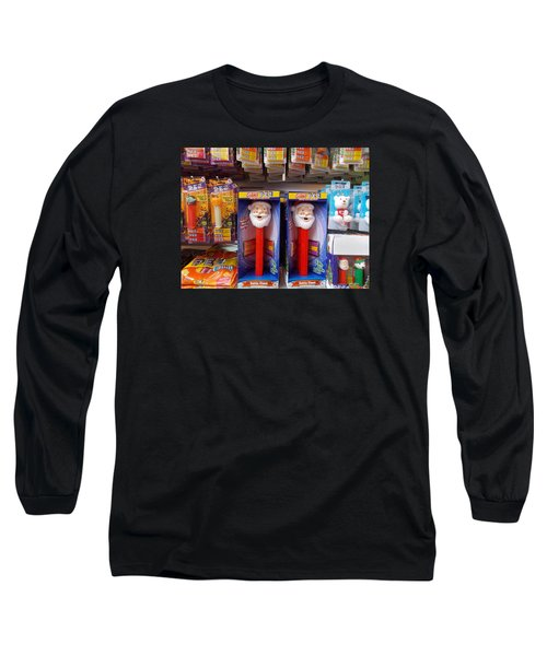 Santa Pez Long Sleeve T-Shirt