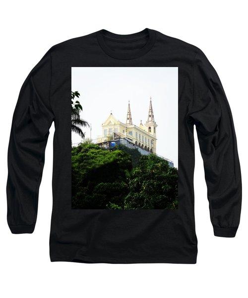 Santuario Da Penha Long Sleeve T-Shirt