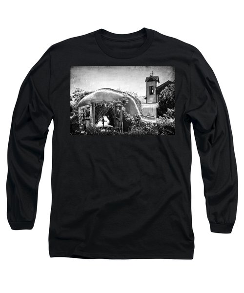 Santuario De Chimayo Long Sleeve T-Shirt