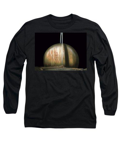 Saturn Rising Long Sleeve T-Shirt