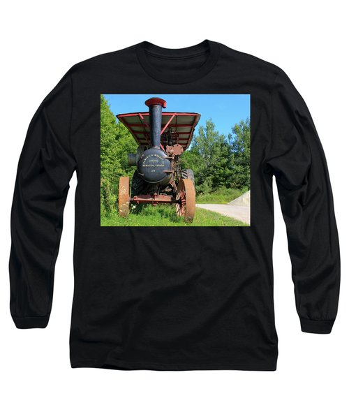 Sawer And Massey Company Long Sleeve T-Shirt