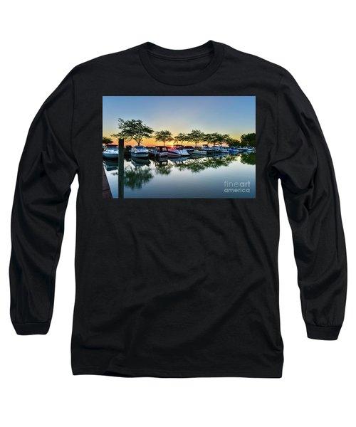Sawmill Creek Morning Long Sleeve T-Shirt
