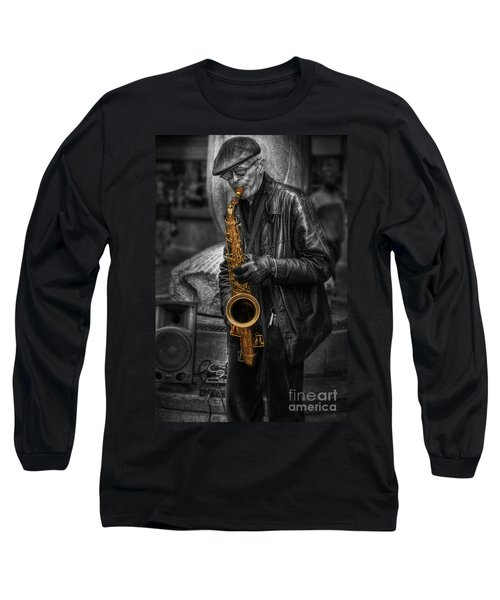 Sax Love Long Sleeve T-Shirt