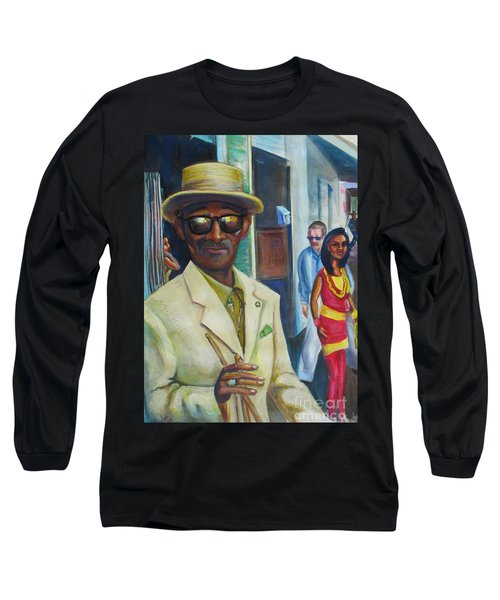Say Uncle Long Sleeve T-Shirt