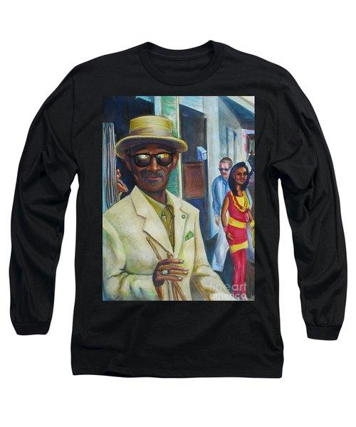 Say Uncle Long Sleeve T-Shirt