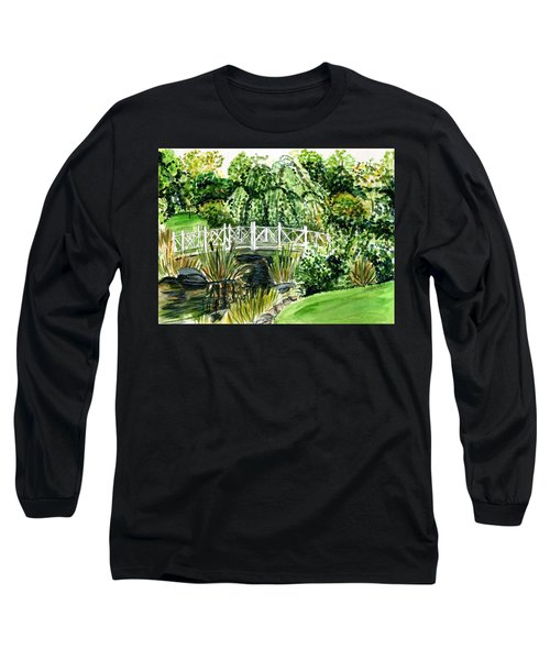 Sayen Bridge Long Sleeve T-Shirt