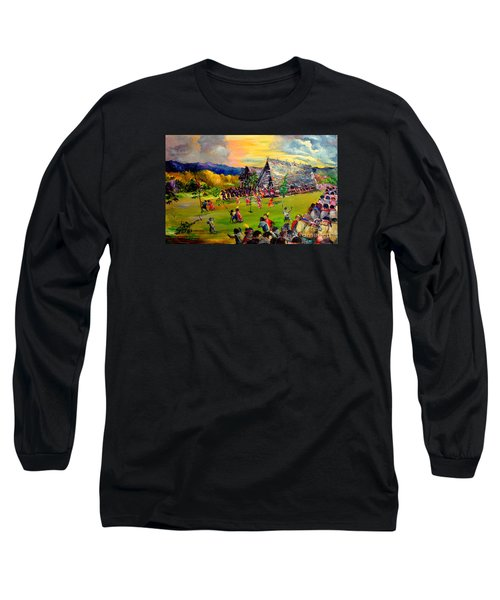 Sbiah Baah Long Sleeve T-Shirt