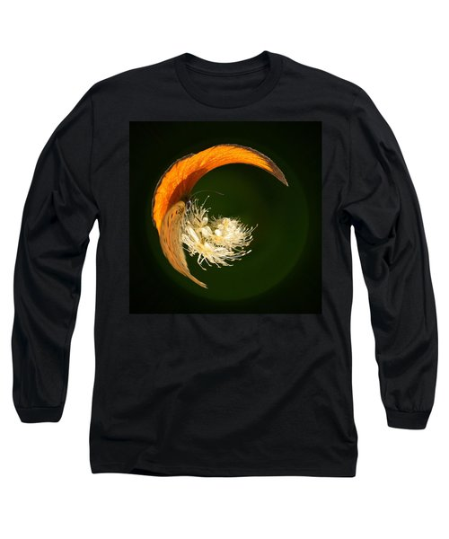 Long Sleeve T-Shirt featuring the photograph Scarce Copper 4 by Jouko Lehto