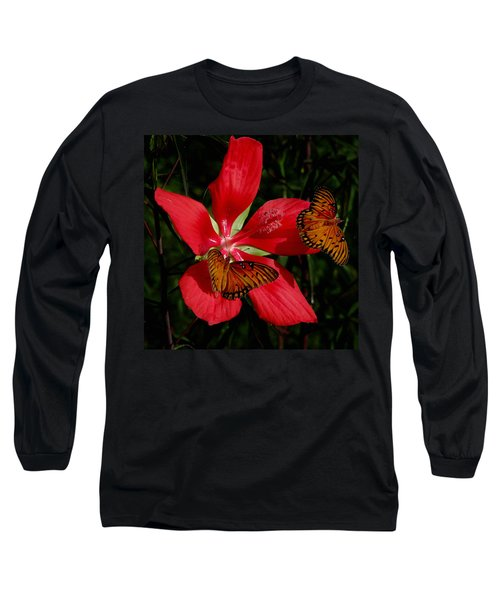 Scarlet Beauty Long Sleeve T-Shirt