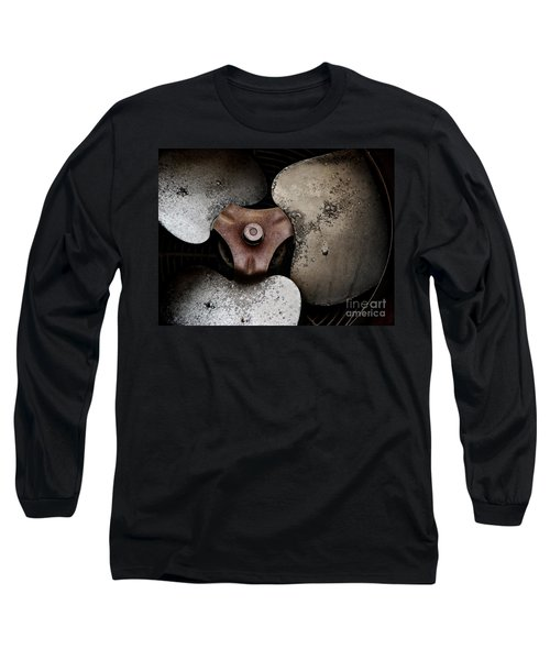 Long Sleeve T-Shirt featuring the photograph Scars Never Cease To Be So Beautiful To Me by Dana DiPasquale