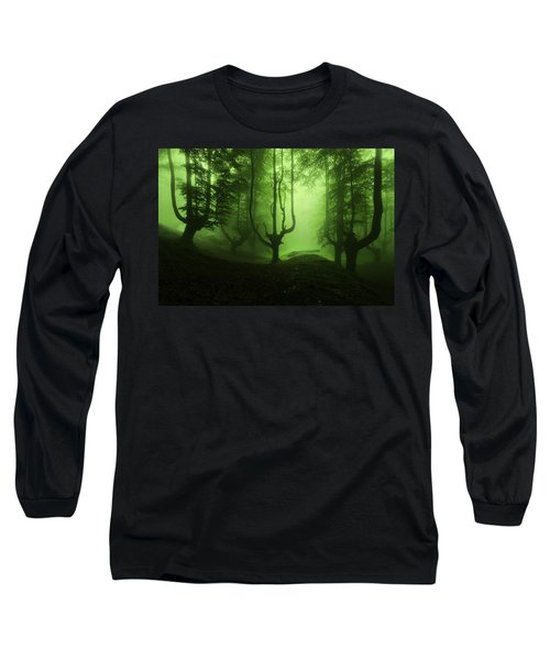 The Funeral Of Trees Long Sleeve T-Shirt