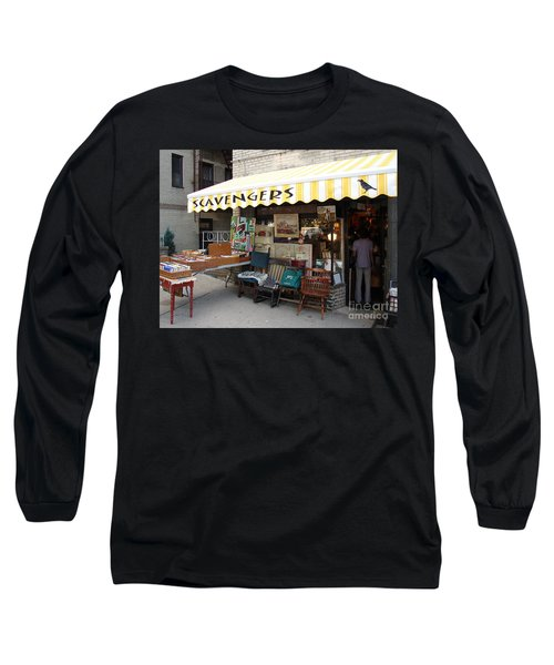 Long Sleeve T-Shirt featuring the photograph Scavengers by Cole Thompson