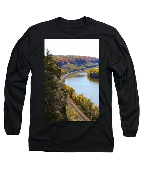 Scenic View Long Sleeve T-Shirt by Bruce Bley