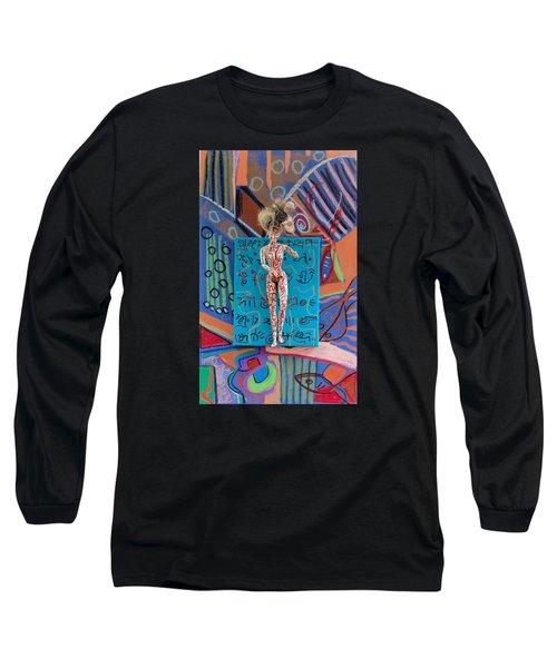 Schisandra Berry Herbal Tincture Long Sleeve T-Shirt