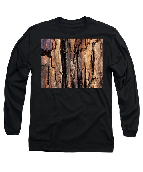 Scorched Timber Long Sleeve T-Shirt