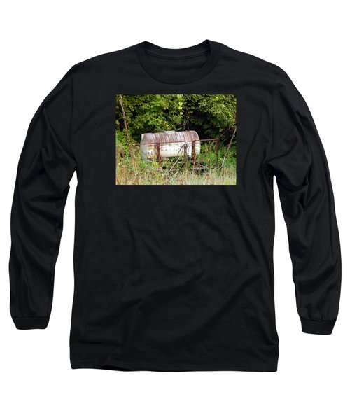 Scrapped Long Sleeve T-Shirt