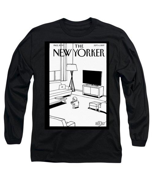 Screen Time Long Sleeve T-Shirt