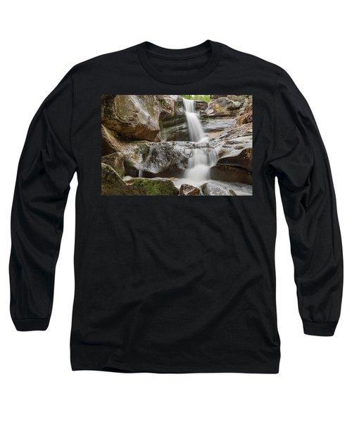 Screw Auger Falls I Long Sleeve T-Shirt