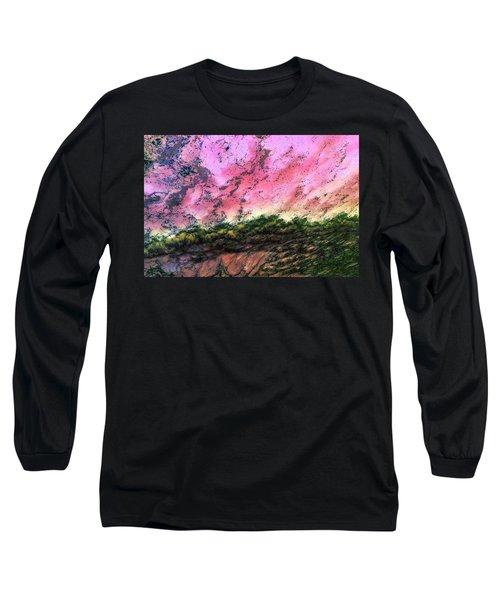 Sea Foam 4 Long Sleeve T-Shirt