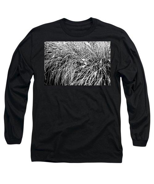 Sea Grass Long Sleeve T-Shirt by Glenn Gemmell