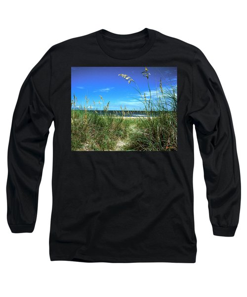 Sea Oat Dunes 11d Long Sleeve T-Shirt