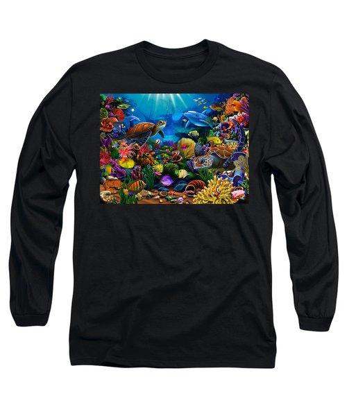 Sea Of Beauty Long Sleeve T-Shirt