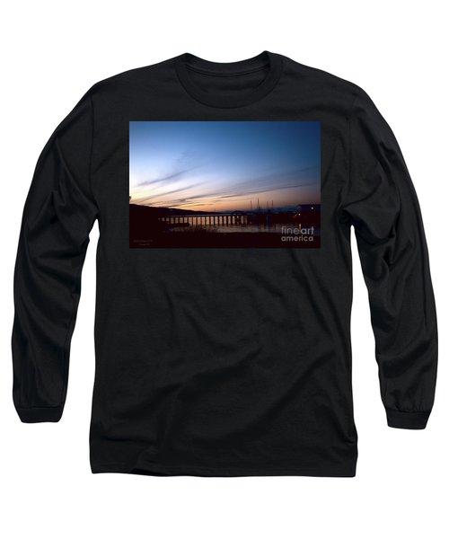 Seagate Pier II Long Sleeve T-Shirt