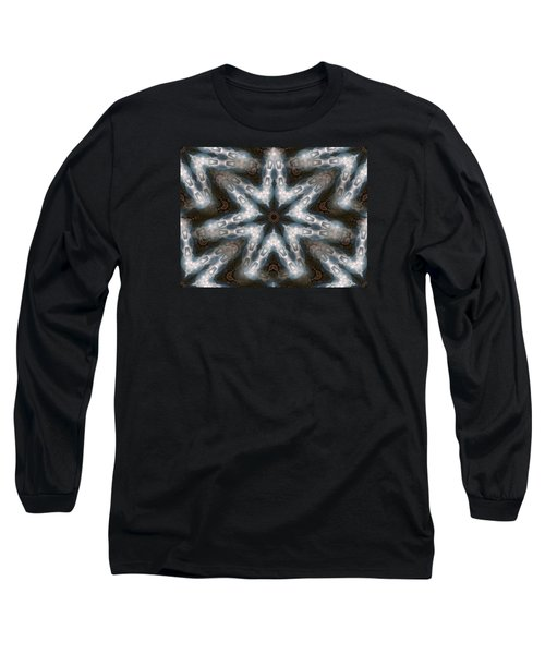 Seamless Mountain Star Long Sleeve T-Shirt