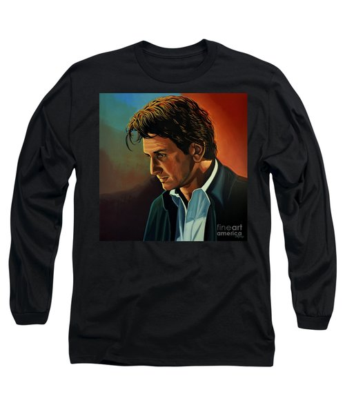 Sean Penn Long Sleeve T-Shirt