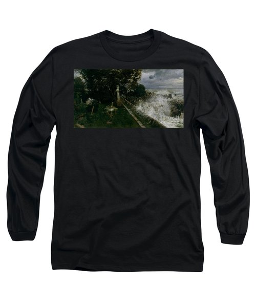 Seaside Cemetery Long Sleeve T-Shirt