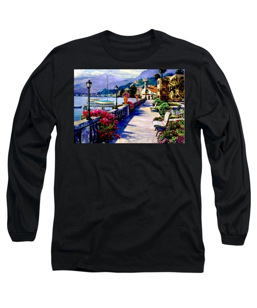 Seaside Pathway Long Sleeve T-Shirt