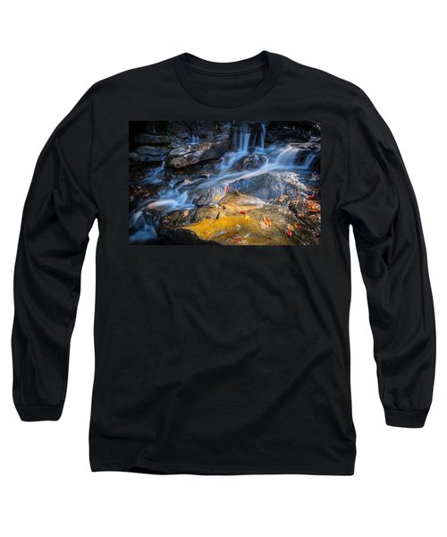 Seasons Collide Long Sleeve T-Shirt by Parker Cunningham