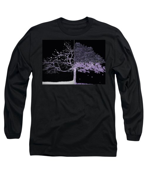 Seasons Of Change Long Sleeve T-Shirt