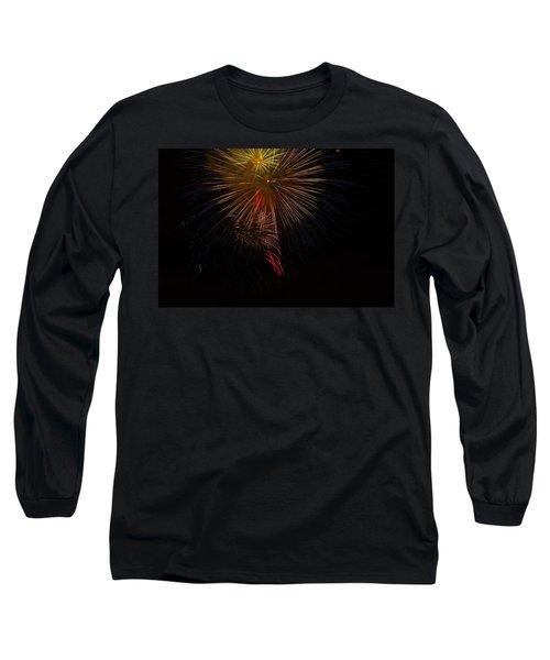 Seaworld Fireworks 3 Long Sleeve T-Shirt