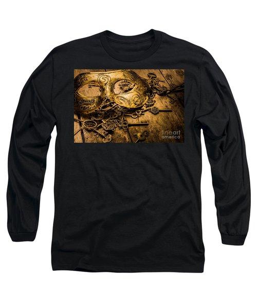 Secrets Of Rome Long Sleeve T-Shirt
