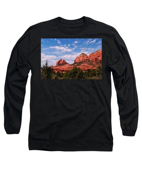 Sedona Az Long Sleeve T-Shirt by Tom Prendergast