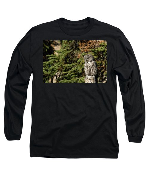 See Me Long Sleeve T-Shirt