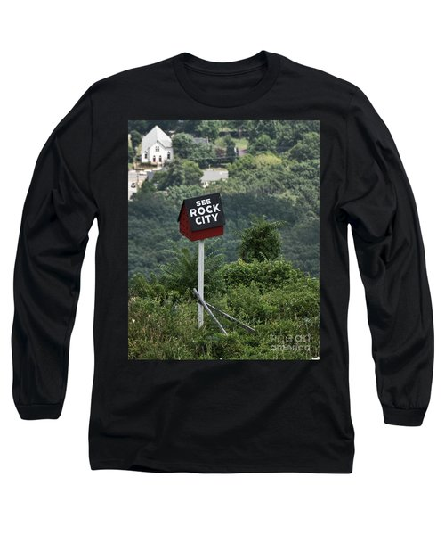 See Rock City Long Sleeve T-Shirt