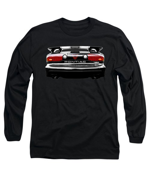 See You Later - Pontiac Trans Am Long Sleeve T-Shirt