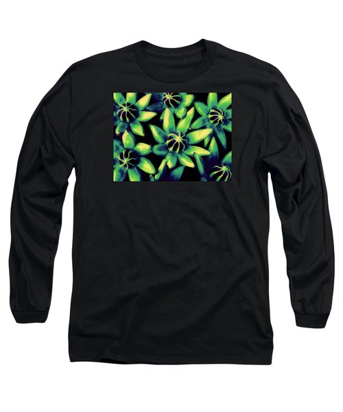 Seed Pods Long Sleeve T-Shirt