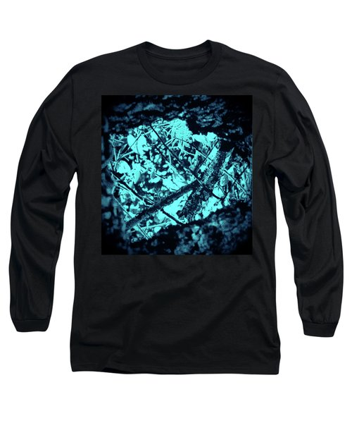 Seeing Through Trees Long Sleeve T-Shirt by Gina O'Brien