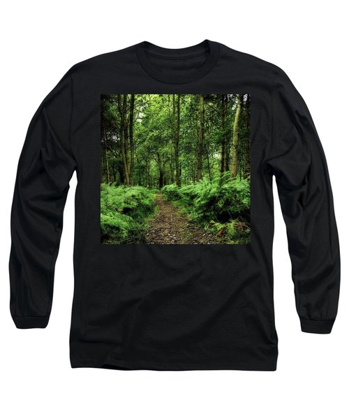 Seeswood, Nuneaton Long Sleeve T-Shirt by John Edwards