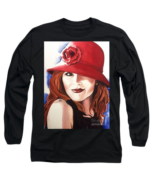 Self Portrait Long Sleeve T-Shirt