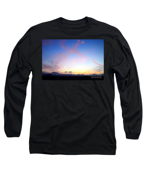 Send Out Your Light Long Sleeve T-Shirt