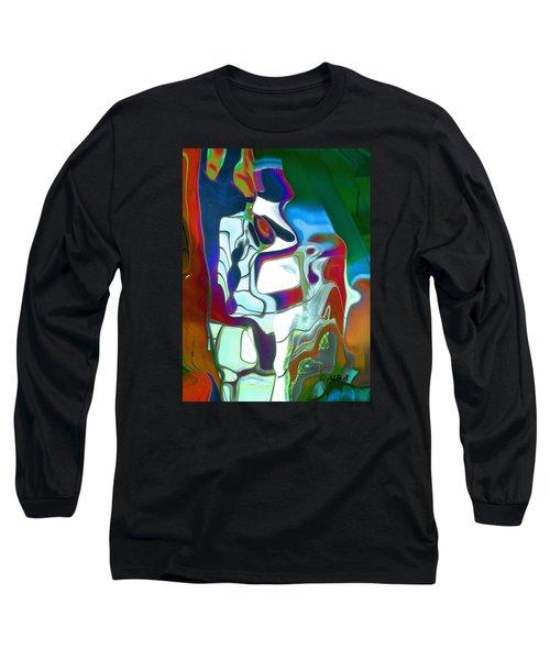Sentinel Long Sleeve T-Shirt by Alika Kumar