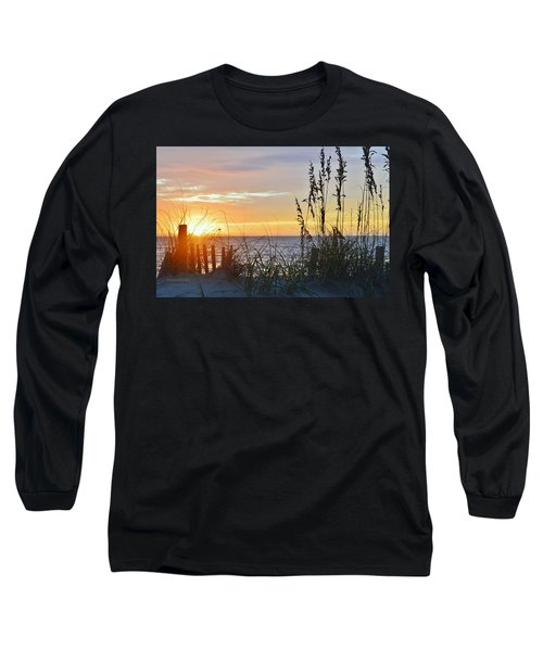 September 27th Obx Sunrise Long Sleeve T-Shirt