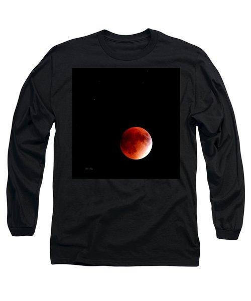 September Bloodmoon 2015 Long Sleeve T-Shirt