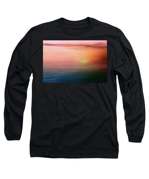 Serenity Long Sleeve T-Shirt by Allen Beilschmidt